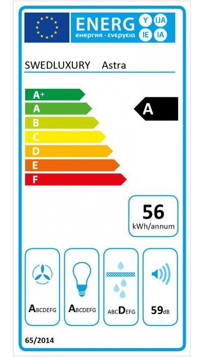 Energimärkningsetikett