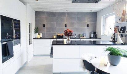 Val av rätt köksfläkt till kök med öppen planlösning