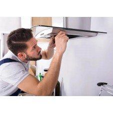 TJÄNST: Montering och installation av tak integrerad köksfläkt  (Skåne län)
