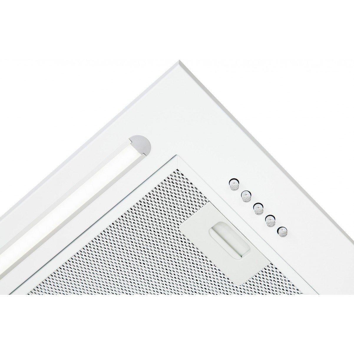 Underbyggnadsfläkt Tovre vit 60 cm/ 90 cm