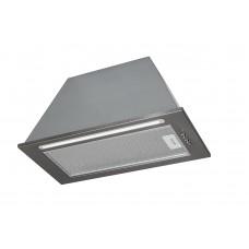 Underbyggnadsfläkt Tovre rostfritt stål 56cm/ 86 cm+ LED